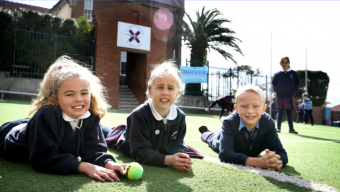 St Andrews Catholic Primary School, Malabar, has doubled its play breaks