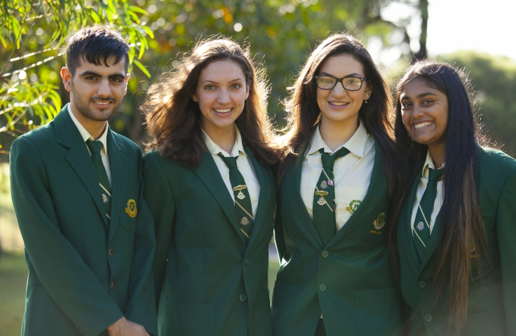Australian High School Students